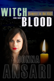 Witch blood cover