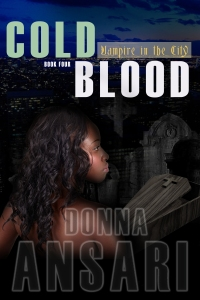 COLD BLOOD Cover