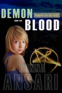 Demon Blood cover